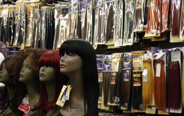 Steps to start up a hair extension/attachments distribution business in Nigeria
