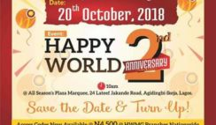 Newly Launched N5000 Food Business By Happy World Meal Gate