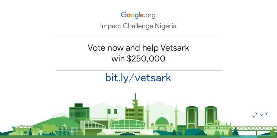 Thanks for your VOTE. My Mentor Won the People Choice Award of the Google Impact Challenge 2018