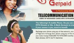 How to Join 2019 Telecoms Business Recharge and Get Paid in Nigeria