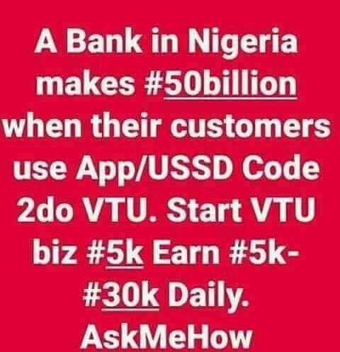 Recharge and Get paid How it Works in Nigeria