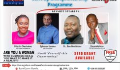 Special Invitation to Start Up Entrepreneurship Programme