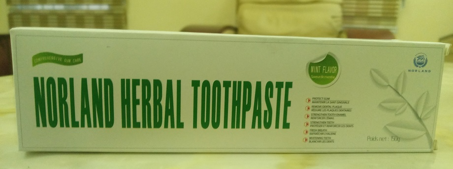 How to buy Norland Herbal Toothpaste in Nigeria