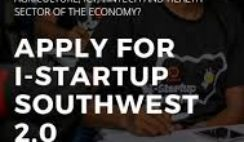 APPLICATION FOR I-STARTUP SOUTHWEST PROGRAM.WELCOME TO THE ONLINE APPLICATION FOR I-STARTUP SOUTHWEST PROGRAM.
