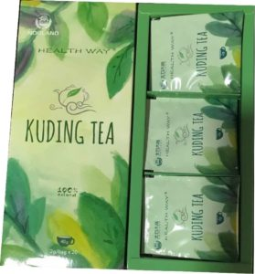 Norland Kuding Tea for Weight Loss and Health in Nigeria