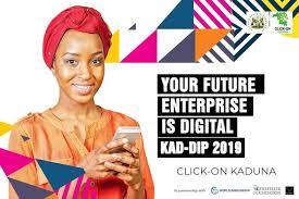 Digital Entrepreneurship Incubation Program for Kaduna Residents.
