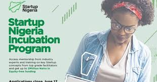 Apply for 2019 Startup Nigeria Incubation Program With Approx. N1m Funding.
