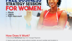 Apply for Free Business Strategy Session for Women.