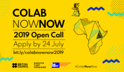 Apply for British Council ColabNowNow 2019 | Deadline: July 24
