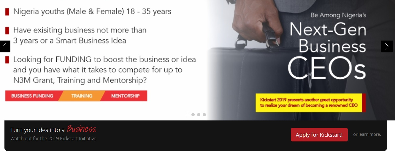 Guide to Answer Kickstart Nigeria 2019 Grant Application Questions and Sample Answers