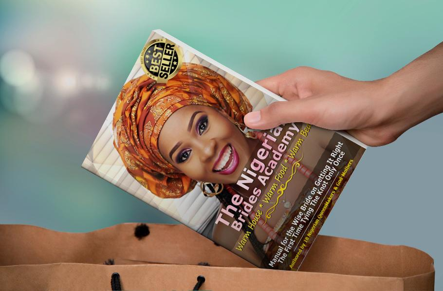 How to Buy The Nigerian Brides Academy Book by Bunmi Apampa and 18 Other Women
