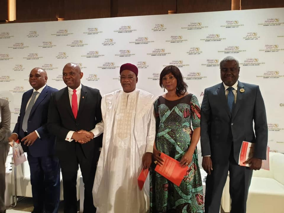 The Tony Elumelu Foundation and the United Nations Development Programme (UNDP) made History with the Announcement of a Partnership to Empower an Additional 100,000 Young African Entrepreneurs Over Ten Years.