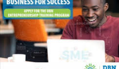 Apply for DBN Entrepreneurship Training Programme 2019